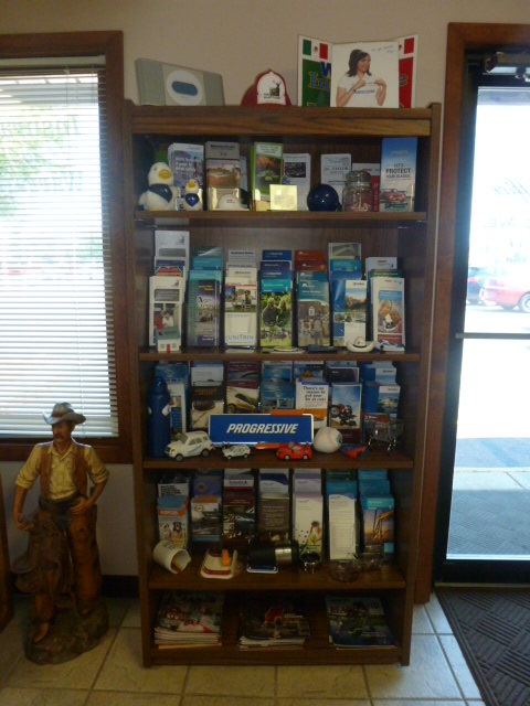 insurance shelf
